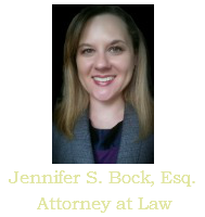 Jennifer S. Bock, Attorney at Law